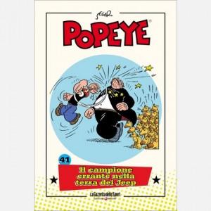 Popeye Il campione errante nella terra dei Jeep