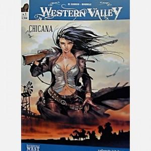 Gli albi del West - Western Valley Chicana