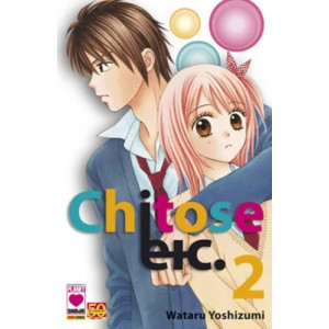 Chitose Etc. - N° 2 - Chitose Etc. 2 - Manga Love Planet Manga