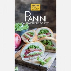 Alice Cucina - I colori della cucina Panini - Sandwich e bruschette