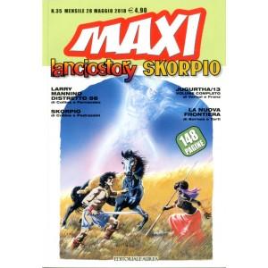 Lanciostory Skorpio Maxi - N° 35 - Lanciostory Skorpio Maxi - Editoriale Aurea