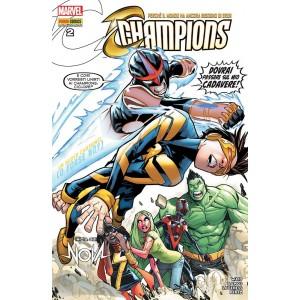 Champions - N° 2 - Champions - Marvel Italia