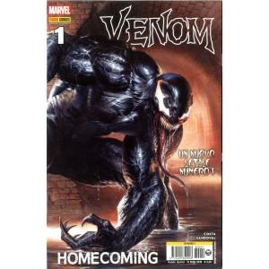 Venom Nuova Serie - N° 1 - Venom - Marvel Italia