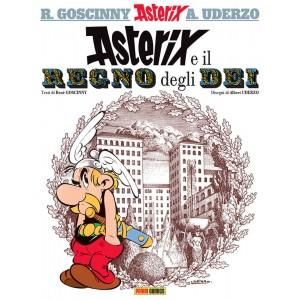 Asterix Spillato - N° 7 - Asterix E Il Regno Degli Dei - Panini Comics