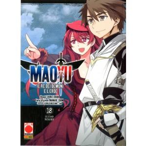 Maoyu (M18) - N° 18 - Manga Icon 18 - Il Re Dei Demoni E L'Eroe Panini Comics