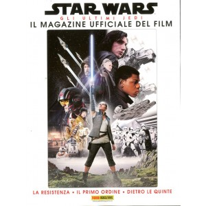 Star Wars Ultimi Jedi Movie... - Star Wars Gli Ultimi Jedi Movie Magazine - Panini Legends Iniziative Panini Comics