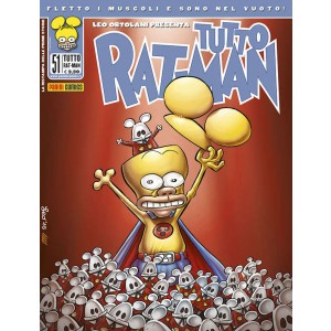 Tutto Rat-Man - N° 51 - Tutto Rat-Man - Panini Comics