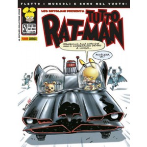Tutto Rat-Man - N° 52 - Tutto Rat-Man - Panini Comics