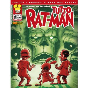 Tutto Rat-Man - N° 54 - Tutto Rat-Man - Panini Comics