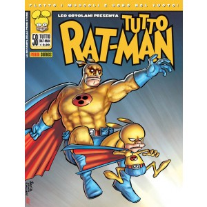 Tutto Rat-Man - N° 58 - Tutto Rat-Man - Panini Comics