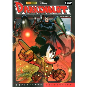 Disney Definitive Collection - N° 21 - Darkenblot - Darkenblot Panini Disney
