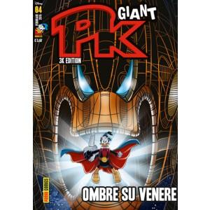 Pk Giant - N° 4 - Ombre Su Venere - Panini Disney