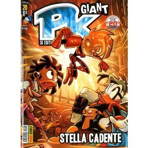 Pk Giant - N° 20 - Stella Cadente - Panini Disney