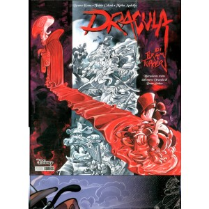 Topolino Super Deluxe Edition - N° 7 - Dracula Di Bram Topker - Panini Disney