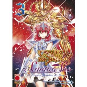 Cavalieri Zodiaco Saintia Sho - N° 3 - Cavalieri Dello Zodiaco Saintia Sho - Manga Legend Planet Manga