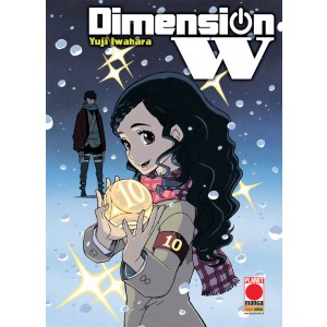 Dimension W - N° 10 - Dimension W - Manga Sound Planet Manga
