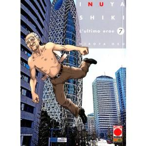Inuyashiki - N° 7 - L'Ultimo Eroe - Kodama Planet Manga