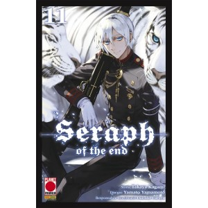 Seraph Of The End - N° 11 - Seraph Of The End - Arashi Planet Manga