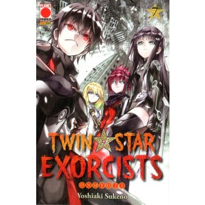 Twin Star Exorcists - N° 7 - Twin Star Exorcists - Manga Rock Planet Manga