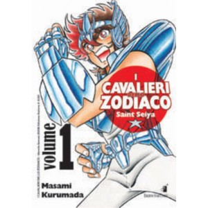 Cavalieri Zodiaco - N° 1 - Saint Seiya Perfect Edition (M22) - Star Comics