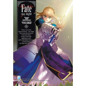 Fate Stay Night - N° 16 - Fate Stay Night - Zero Star Comics