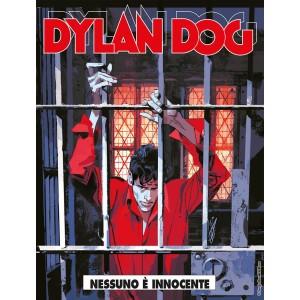 Dylan Dog - N° 380 - Nessuno è Innocente - Bonelli Editore