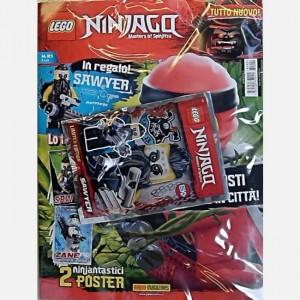 LEGO Ninjago Numero 21 + Una minifigure Lego® Ninjago!®