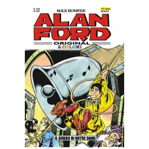 Alan Ford - N° 558 - Il Gobbo Di Notre Dame In Color - Alan Ford Original 1000 Volte Meglio Publishing
