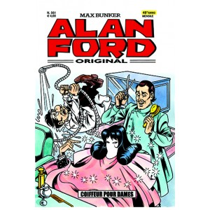 Alan Ford - N° 561 - Coiffeur Pour Dames - Alan Ford Original 1000 Volte Meglio Publishing