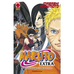 Naruto Extra - Il Settimo Hokage E Il Marzo Rosso - Planet Manga Planet Manga