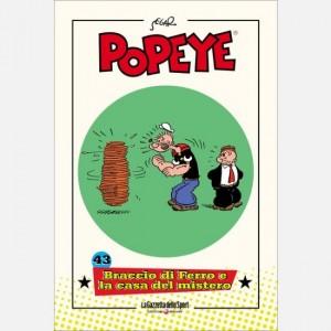 Popeye Braccio di Ferro e la casa del mistero