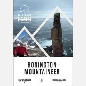 Il grande alpinismo - Storie d'alta quota (DVD) Bonington - Mountaineer