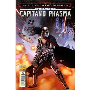 Star Wars Capitano Phasma (M2) - N° 1 - Viaggio Verso Star Wars: Gli Ultimi Jedi - Star Wars Special Panini Comics