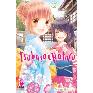 Tsubasa E Hotaru (M11) - N° 10 - Tsubasa E Hotaru - Manga Angel Planet Manga