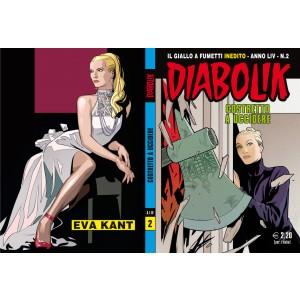Diabolik Anno 54 - N° 2 - Costretto A Uccidere - Diabolik 2015 Astorina Srl