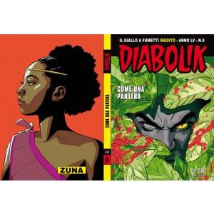 Diabolik Anno 55 - N° 9 - Come Una Pantera - Diabolik 2016 Astorina Srl