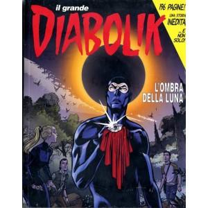 Diabolik Il Grande - N° 21 - L'Ombra Della Luna - Il Grande Diabolik 2010 Astorina Srl