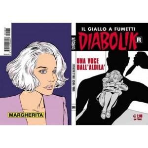 Diabolik Ristampa - N° 588 - Una Voce Dall'Aldila' - Astorina Srl