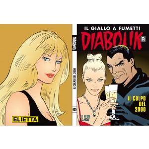 Diabolik Ristampa - N° 635 - Il Colpo Del 2000 - Astorina Srl