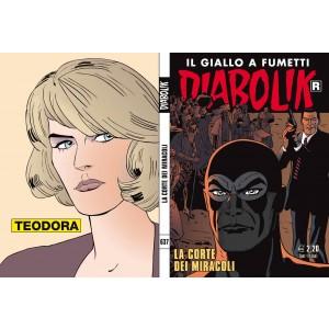 Diabolik Ristampa - N° 637 - La Corte Dei Miracoli - Astorina Srl