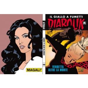 Diabolik Ristampa - N° 640 - Vendetta Oltre La Morte - Astorina Srl