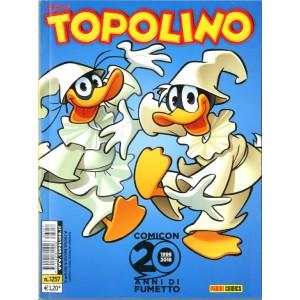 Topolino Libretto Panini Var. - N° 3257 - Speciale Napoli Comicon - Panini Comics