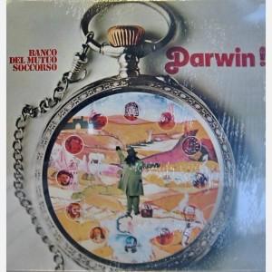 Progressive Rock italiano in Vinile Banco del Mutuo Soccorso - Darwin