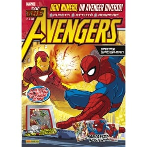 Marvel Adventures - N° 37 - Speciale Spider-Man - Avengers Magazine Marvel Italia