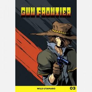 Capitan Harlock gun frontier Wild Utamaro