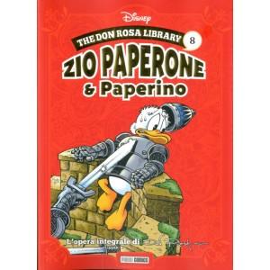 Don Rosa Library - N° 8 - Zio Paperone & Paperino - Panini Disney