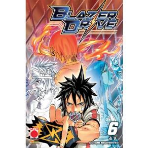 Blazer Drive (M10) - N° 6 - Blazer Drive - Manga Hero Planet Manga