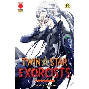 Twin Star Exorcists - N° 11 - Twin Star Exorcists - Manga Rock Planet Manga