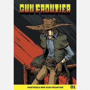 Capitan Harlock gun frontier Partenza per Gun Frontier