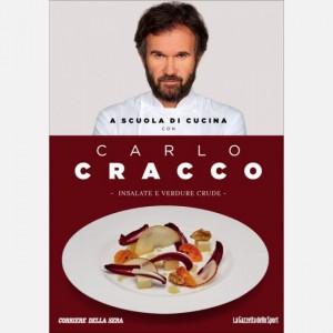 A scuola di cucina con Carlo Cracco Insalate e verdure crude